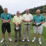 Kevin Minnear, Brian Rice, Peter Dunstan & Rex Parry
