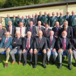 DEVON GOLF CAPTAINS  v  OKEHAMPTON GOLF CAPTAINS, CENTENARY CELEBRATORY MATCH