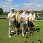 DEVON GOLF CAPTAINS v SOMERSET GOLF CAPTAINS