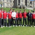 Devon Juniors at Bovey Castle