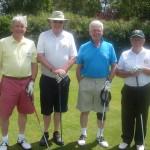 Devon Captains' versus Shropshire & Herefordshire Captains