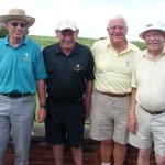 Devon Captains'  v  Wiltshire Captains'