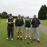 Devon Captains' versus Dorset Captains' at Churston GC