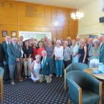 Devon Golf Captains' versus Devon Ladies Golf Captains'