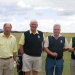 Devon Captains' versus Gloucester Captains'