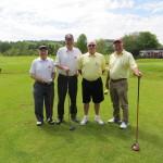 Devon Golf Captains v Warwickshire Golf Captains
