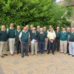 Devon Captains Shropshire Tour