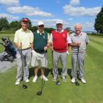 Devon Golf Captains v Churston GC 125 Anniversary