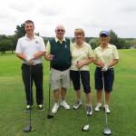 Devon Golf Captains v Devon Ladies Golf Captains