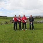 Devon Golf Captain v Devon County Juniors 2016 Staddon Heights