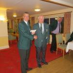Devon Captains v Worcester Captains at Tiverton Golf Club