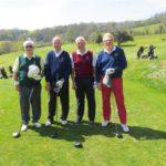 Devon Golf Captains v Hampshire Golf Captains at Sidmouth GC