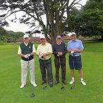 Devon Golf Captains v SW Secretaries & Managers