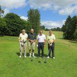 Shropshire, Bridgnorth GC day two.