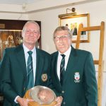 Bob Webber's Captain's Day. Sidmouth GC 14th June 2017