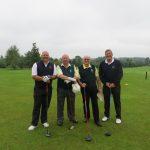 Devon Golf Captains v Oxford Golf Captains at The Wychwood GC