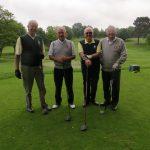 Devon Golf Captains v Warwickshire Golf Captains at Olton Golf Club, Solihull.