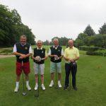 Devon Captains versus Shropshire & Herefordshire Captains, Honiton GC. 13th June