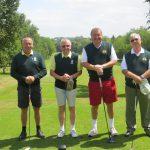 Devon Golf Captains v Shropshire & Herefordshire. Tiverton GC 2nd day.