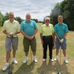 Devon Captains v Wiltshire Captains. Wrag Barn GC July 18th