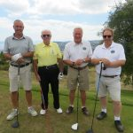 Devon Captains v Worcester Captains. Teignmouth GC July 24th