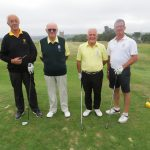 Devon Captains versus Cornwall Captains. West Cornwall GC August 2nd