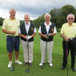 Devon Captains v Gloucester Captains. Torquay GC. August 13th