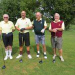 Devon Captains v Somerset Captains. Long Sutton GC August 30th